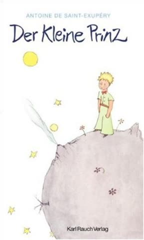 Der Kleine Prinz: Das neue Taschenbuch