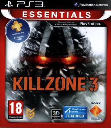 Essentials: Killzone 3