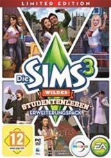 Die Sims 3 - Wildes Studentenleben Limited Edition [Add-On]