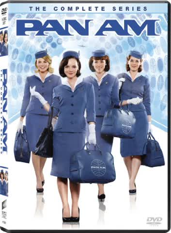 Pan Am: The Complete First Season (3pc) / (Ws Dub) [DVD] [Region 1] [NTSC] [US Import]