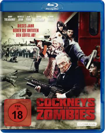 Cockneys vs. Zombies (Blu-ray)(FSK 18)