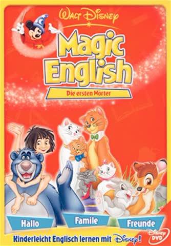 Magic English - Die ersten Wörter [DVD]