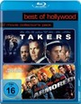 Best of Hollywood 2012 - 2 Movie Collector's Pack 55 (Armored / Takers) [Blu-ray]