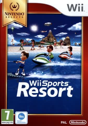 Nintendo Selects: Sports Resort