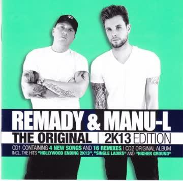 Remady&Manu-l - The Original (2k13 Edition)
