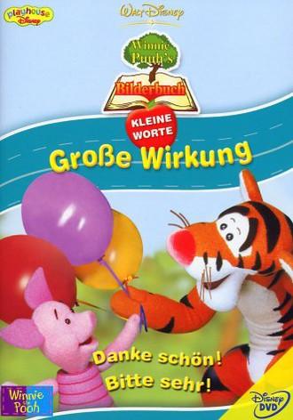 Winnie Puuh's Bilderbuch - Kleine Worte, Große Wirkung