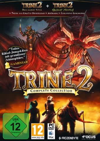 Trine Complete Collection [German Version]