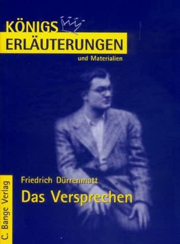 Friedrich Dürrenmatt: Das Versprechen