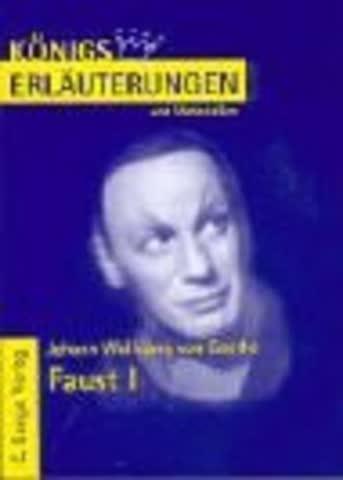Johann Wolfgang Von Goethe: Faust 1