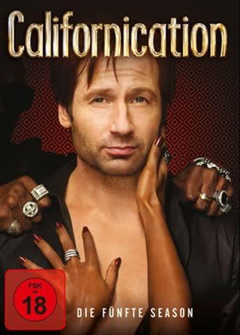 Californication - Season 5(DVD) (FSK 18)