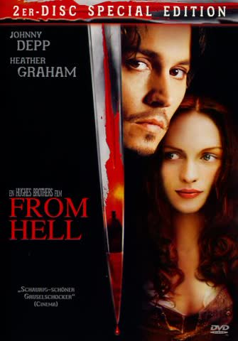From Hell [Import allemand]