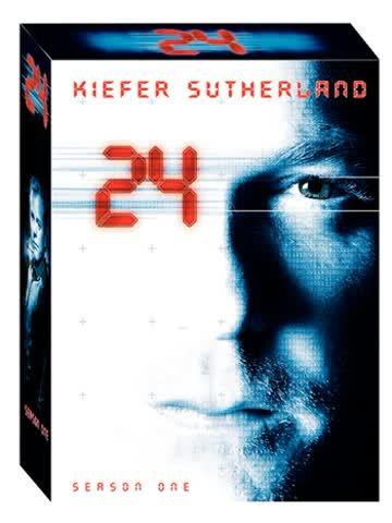24 - Season 1 (6 DVDs)