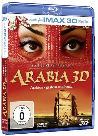 IMAX: Arabia 3D [Blu-ray]