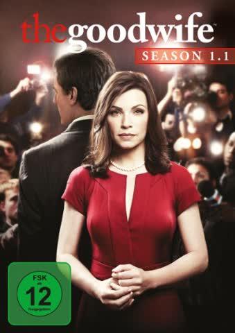 MB GOOD WIFE S1.1 - MB GOOD WI [DVD] [2009]