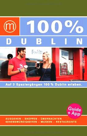 100% Cityguide Dublin inkl. App