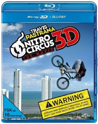 Nitro Circus: The Movie 3d