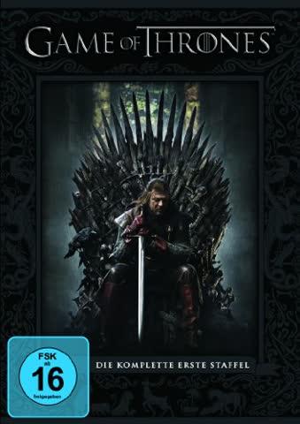 Game of Thrones - Die komplette erste Staffel [5 DVDs]