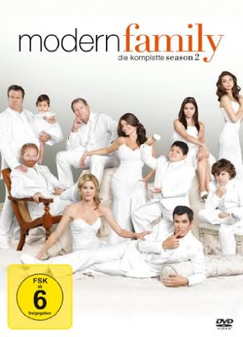 Modern Family - Staffel 2