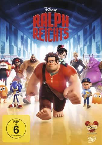 Disney's - Ralph reichts (DVD)