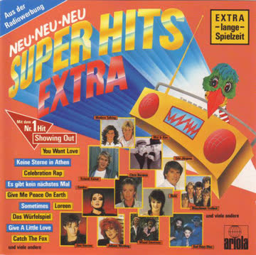 Various - Superhits extra 1987