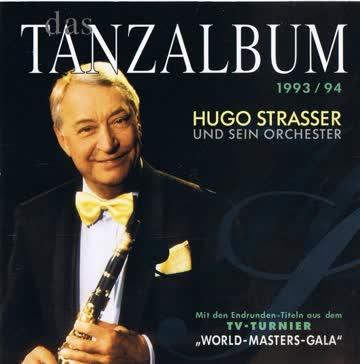 Hugo Strasser - Tanzalbum 1993/94
