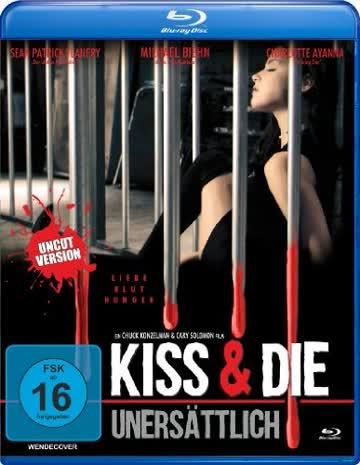 Kiss & Die - Unersättlich [Blu-ray]