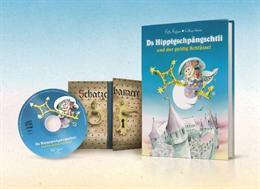 Hippigschpängschtli und der guldig Schlüssel (Mit Original-CD und Buch)