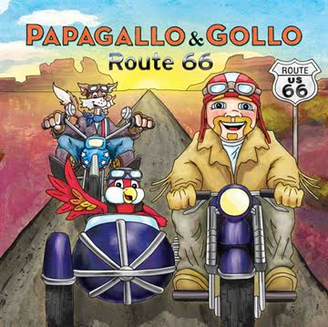 Route 66 - Hardcover (d)