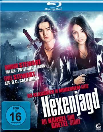Hexenjagd - Die Hänsel und Gretel Story [Blu-ray]