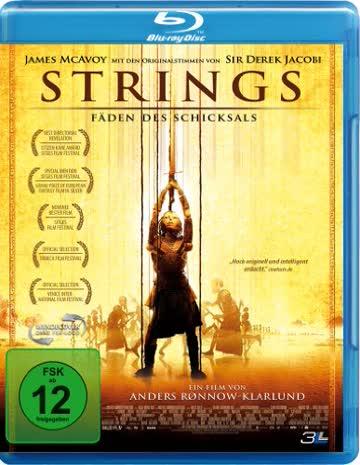 Strings - Fäden des Schicksals [Blu-ray]