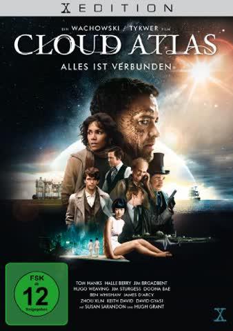 CLOUD ATLAS - HANKS TOM [DVD] [2012]