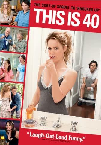 This Is 40 [DVD] [2012] [Region 1] [US Import] [NTSC]