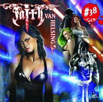 Faith-the Van Helsing Chronicles: Folge 38 Geistersamurai: Genesis (Teil 1 v 2)
