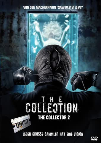 The Collection - The Collector 2 (Uncut) (DVD)
