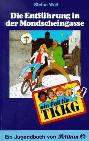 Ein Fall für TKKG, Bd.31, Die Entführung in der Mondscheingasse