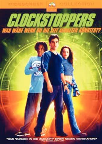 Clockstoppers [DVD] (2003) Jesse Bradford, Michael Biehn, Paula Garcés