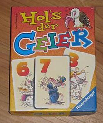 Hol's der Geier - Kartenspiel