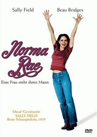 Norma Rae-Eine Frau... (Dvd-K) [Import allemand]