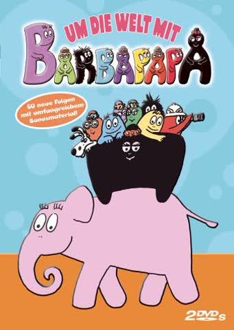 Um die Welt mit Barbapapa