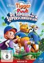 Meine Freunde Tigger und Puuh: Die Superduper Superschnüffler