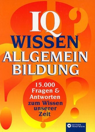 IQ Wissen Allgemeinbildung