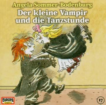 Der kleine Vampir - CD: Der kleine Vampir 17. und die Tanzstunde. CD.: FOLGE 17