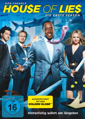 House of Lies - Die erste Season [2 DVDs]