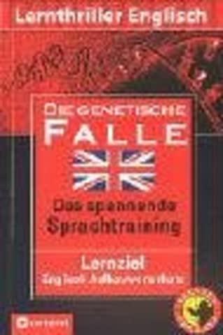 Lernthriller Englisch - Die genetische Falle