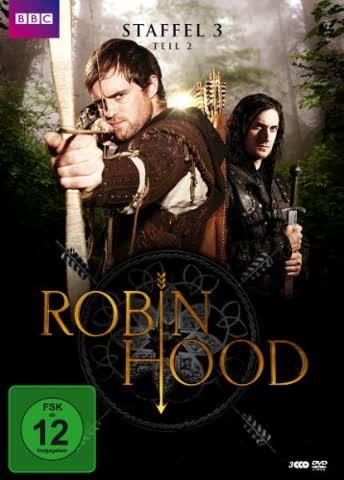 Robin Hood - Staffel 3, Teil 2 [2 DVDs]