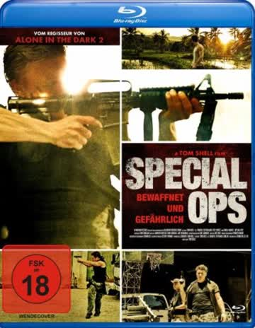 Special Ops (Disarmed)
