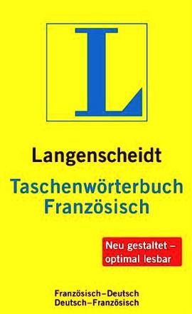 Langenscheidt Taschenwörterbuch Französisch: Französisch-Deutsch/Deutsch-Französisch