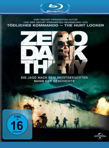 Zero Dark Thirty [Blu-ray]