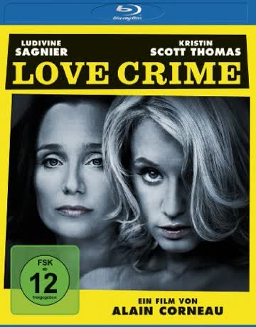 Love Crime [Blu-ray]