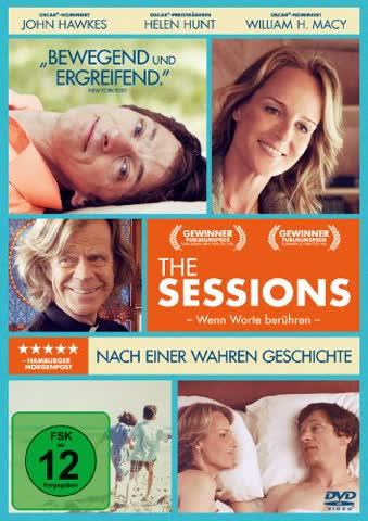 The Sessions - Wenn Worte berühren (DVD)